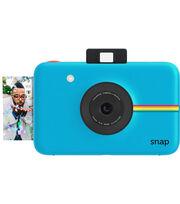 Polaroid Snap Instant Print Camera-Blue, , hi-res
