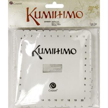 Cousin Corporation Kumihimo Braiding Loom Square