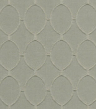 Home Decor Solid Fabric-Robert Allen Cameo Oval Taupe
