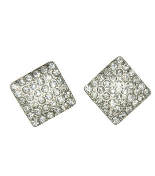 Laliberi Winter Knit 2 Pack Of Crystal Accent Pins