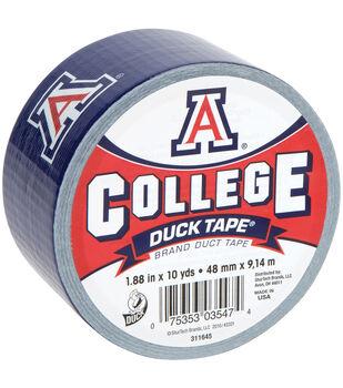 Duck Tape College Logo Arizona