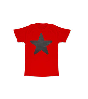 Red Star Chalk Tee
