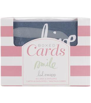 Heidi Swapp A2 Cards & Envelopes 4.25''x5.5''