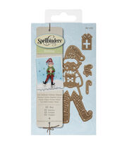 Spellbinders® Shapeabilities Die D-Lites-Elf Boy, , hi-res