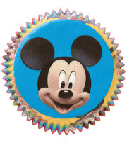 Wilton® Standard Baking Cups-50PK/Mickey Mouse Club House, , hi-res