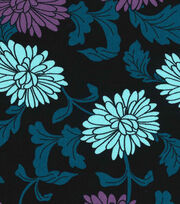 Keepsake Calico™ Cotton Fabric-Hanna Tossed Flowers, , hi-res