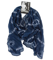 Penn State University NCAA Infinity Scarf, , hi-res