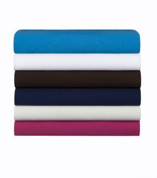 Sew Classic Silky Peachskin Solid Fabric