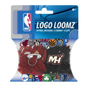 Forever Collectibles Logo Loomz Filler Pack Miami Heat, , hi-res