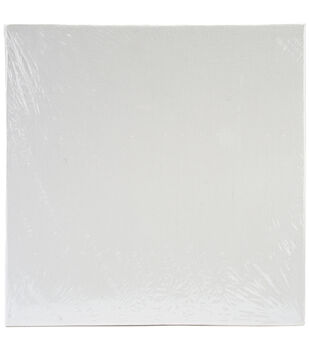 "Winsor & Newton Quality Canvas Board-8""X8"""