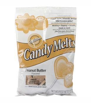 Wilton® 12oz Candy Melts-Peanut Butter