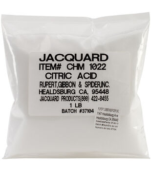 Jacquard Citric Acid 1lb-