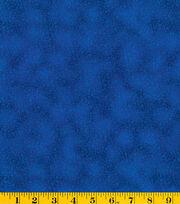Premium Cotton Fabric-Mia Ditsy Blue Floral, , hi-res