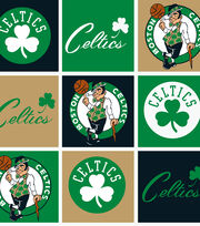Boston Celtics NBA  Fleece Fabric, , hi-res