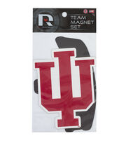 Indiana University NCAA Magnet, , hi-res