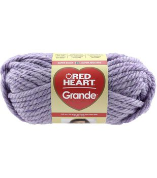 Red Heart Grande Yarn