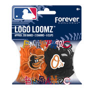 Forever Collectibles Logo Loomz Filler Pack Baltimore Orioles, , hi-res