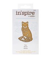 Spellbinders Shapeabilities In'spire Die-Foxy, , hi-res