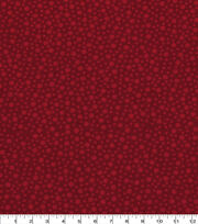 Keepsake Calico™ Cotton Fabric-Multi Tonal Dots Red, , hi-res