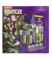 Teenage Mutant Ninja Turtles Deluxe Art Set, , hi-res