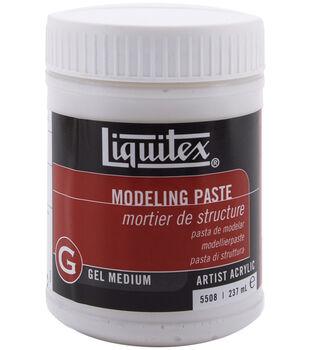 Liquitex Modeling Paste-8oz