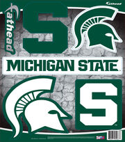 Michigan State University NCAA Teammate Logo Assortment, , hi-res