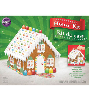 Wilton® Gingerbread House Kit-Cottage