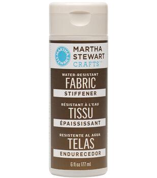 Martha Stewart 6oz Water-Resistant Fabric Stiffener