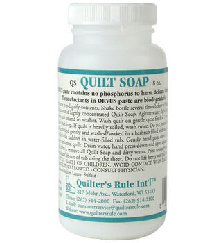Orvus Quilt Soap-8 Ounce