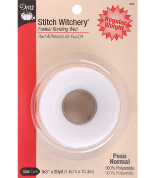 "Dritz® Stitch Witchery Regular Tape-5/8"" x 20yd"