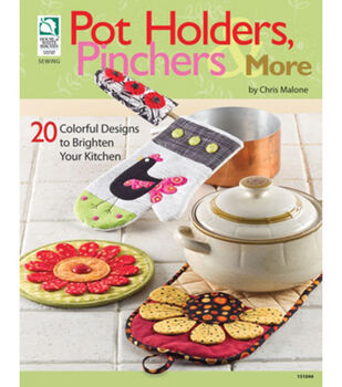 Pot Holders Pinchers And More