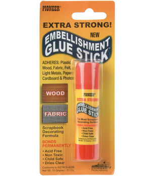 Pioneer .31 oz. Embellishment Glue Stick