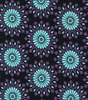 Keepsake Calico™ Cotton Fabric-Hanna Small Purple Medallion, , hi-res