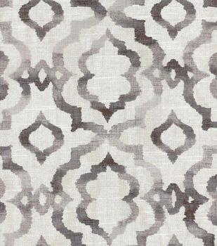 Kelly Ripa Upholstery Fabric-Good Vibes Ebony