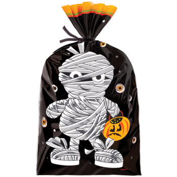 Wilton® Metalic Treat Bags Mummy