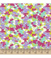 Springmaid® Cotton Fabric-Amelia Small Floral, , hi-res