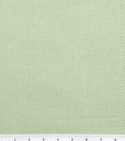 Keepsake Calico™ Cotton Fabric-Pin Dots On Sage, , hi-res