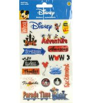 Disney Gems Stickers-Disney Adventure, , hi-res