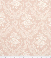 Keepsake Calico™ Cotton Fabric-Laurie Pink, , hi-res