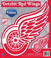Detroit Red Wings NHL Teammate Logo, , hi-res