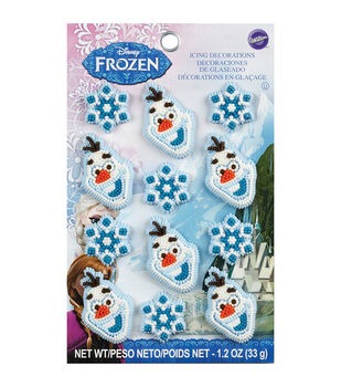 Wilton® Royal Icing Frozen Decorations