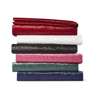 Glitterbug Velvet Fabric Collection