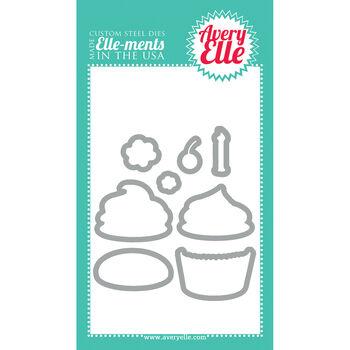 Avery Elle Elle-Ments Dies Cupcakes