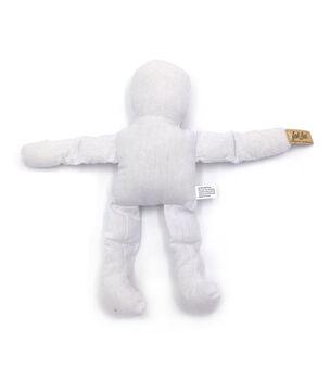 12 inch Muslin Doll Natural