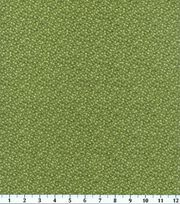 Keepsake Calico™ Cotton Fabric-Illusions Floral Olive, , hi-res
