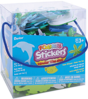Darice Foam Stickers Under The Sea