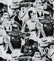 Star Wars Rogue Cotton Fabric 44''-One Galactic Empire, , hi-res