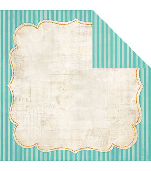 """Storybook Double-Sided Cardstock 12""""X12""""-Chapter 2"""
