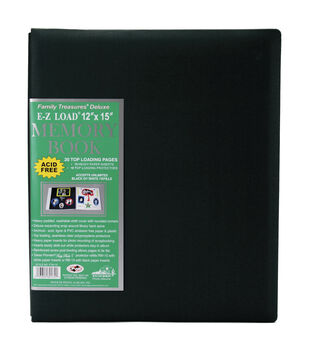 Pioneer E-Z Load 12''x15'' Postbound Albums