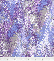 Keepsake Calico™ Cotton Fabric-Oil Slick Purple Gray, , hi-res